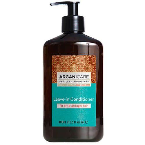 Несмываемый кондиционер для сухих и поврежденных волос с маслом Арганы ArganiCare (АрганиКеа) 400 мл