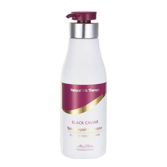 Шампунь, восстанавливающий рН баланс, для сухих волос с экстрактом черной икры Mon Platin Professional (Мон Платин Профешнл) 500 мл