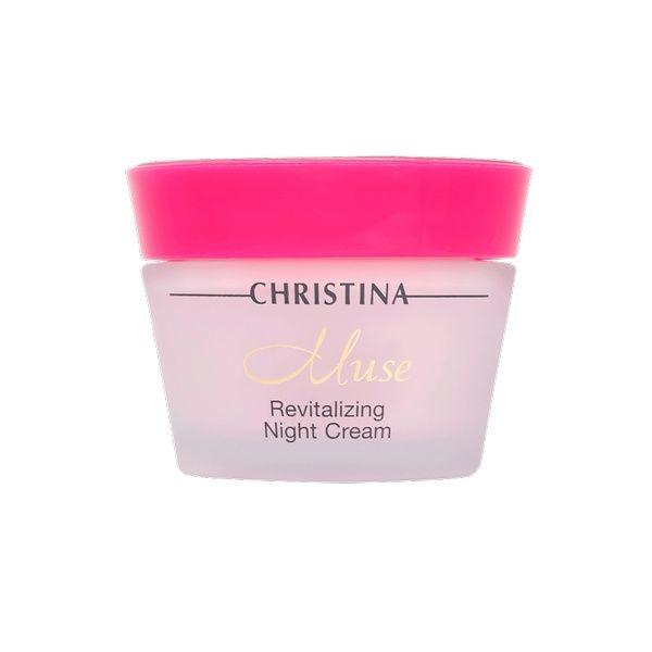 Ночной восстанавливающий крем для лица Muse Christina (Мус Кристина) 50 мл