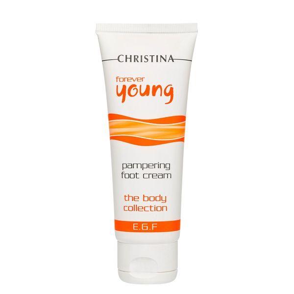 Смягчающий крем для ног Forever Young Christina (Форевер Янг Кристина) 75 мл