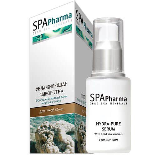 Увлажняющая сыворотка для сухой кожи SpaPharma (Спа Фарма) 30 мл