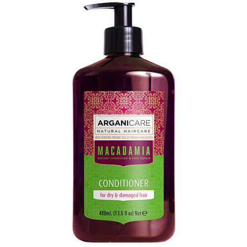 Кондиционер для сухих и поврежденных волос с маслом Макадамии ArganiCare (АрганиКеа) 400 мл