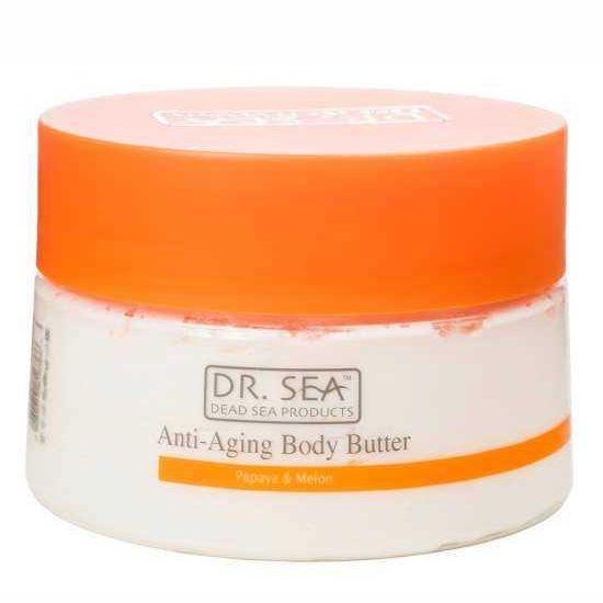 Масло для тела с экстрактами папайи и дыни Dr.Sea (Доктор Си) 250 мл